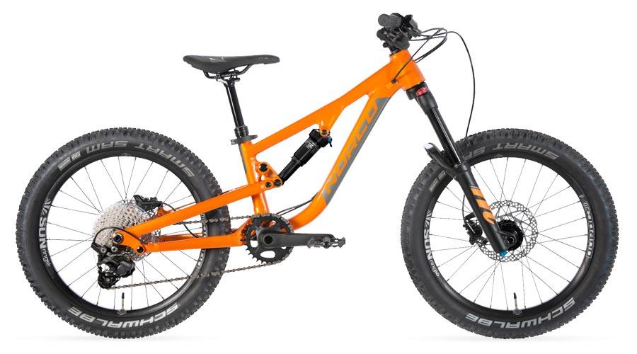 20 inch wheel downhill bike for kids - Norco Fluid 20
