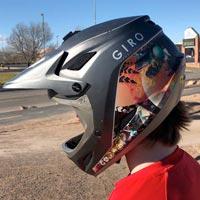 The best full face mtb helmets for kids