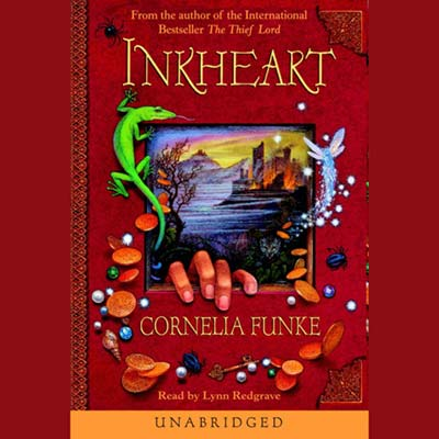 Inkheart read by Lynn Redgrave