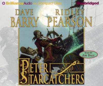 Peter And The Starcatchers read by Jim Dale