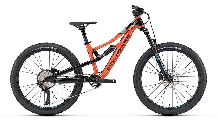 Rocky Mountain Reaper 24 - downhill bike for kids