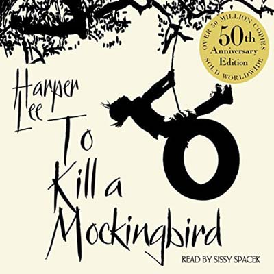 To Kill A Mockingbird read by Sissy Spacek