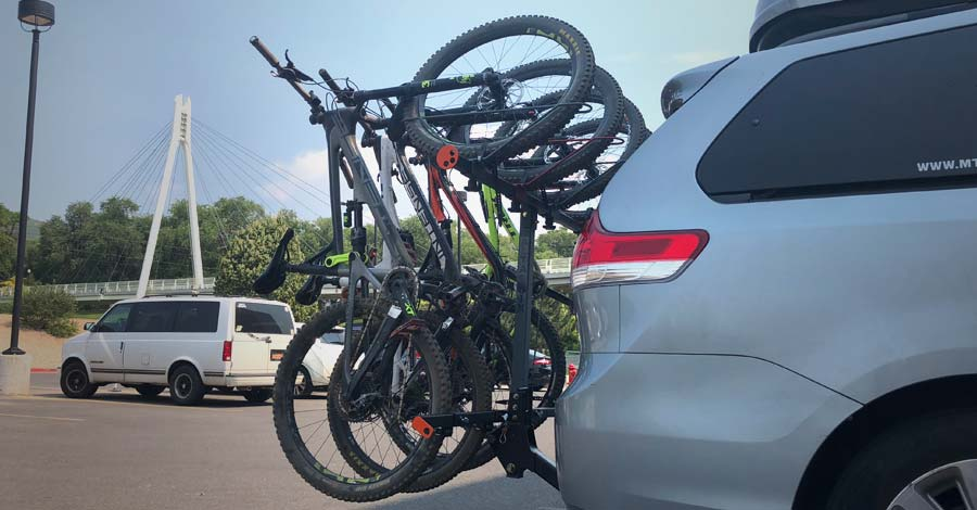 Alta Racks, Alta Six GPR Bike Rack Review