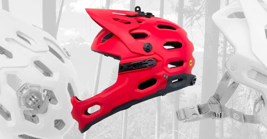 Bell Super 3r MIPS helmet review for kids