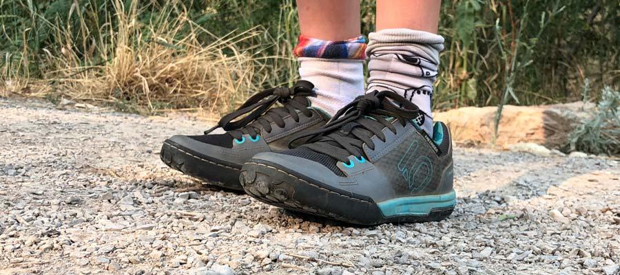 Five Ten Freerider Contact mountain biking shoes