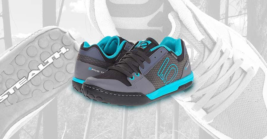 Five Ten Freerider Contact mountain biking shoes for kids