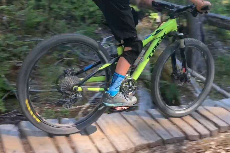 Five Ten Freeriders - high performance mtb shoes for kids