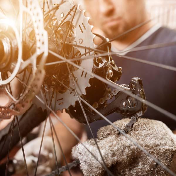 Finding a bike mechanic during Crankworx Whistler