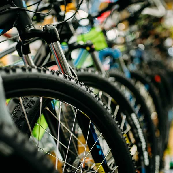 Bike rentals during Crankworx Whistler