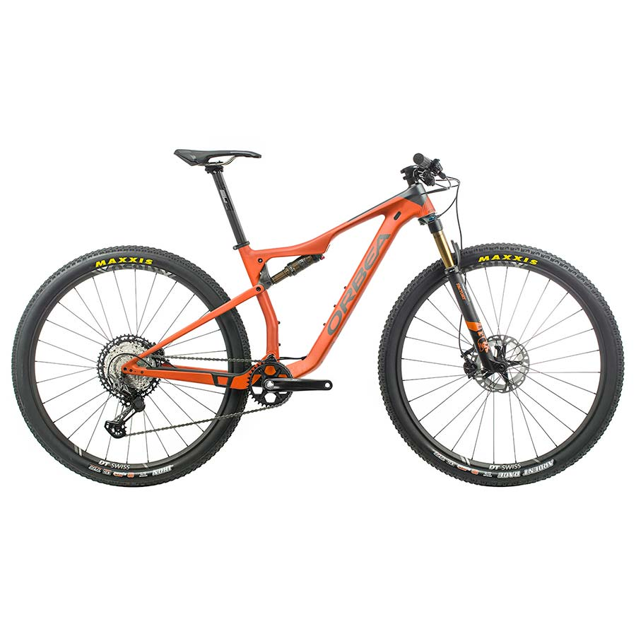 "2020 Orbea Oiz M10 29"" mountain bike nica racers"