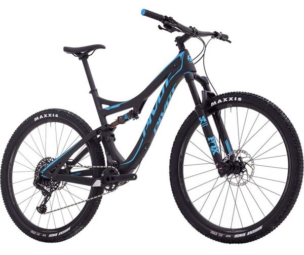 Pivot Mach 429 mountain bike for NICA racers