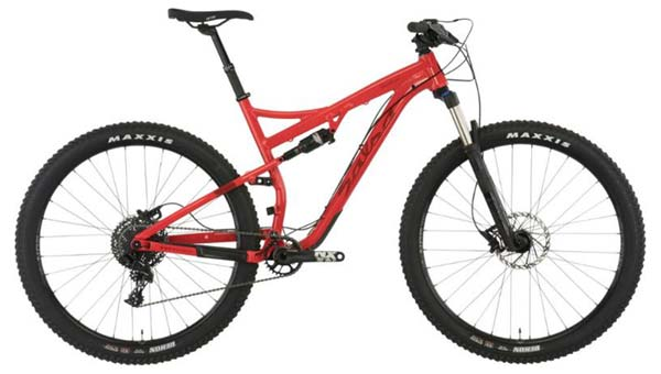 Salsa Deadwood NX1 29 plus mountain bike for NICA athletes