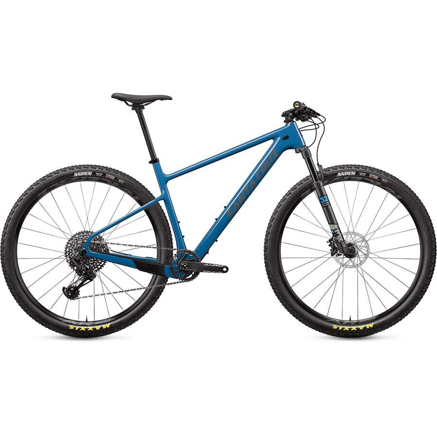 Santa Cruz Highball Carbon S mountain bike for NICA racers