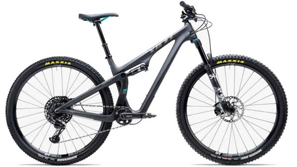 Yeti SB100 Carbon GX Comp for NICA kids