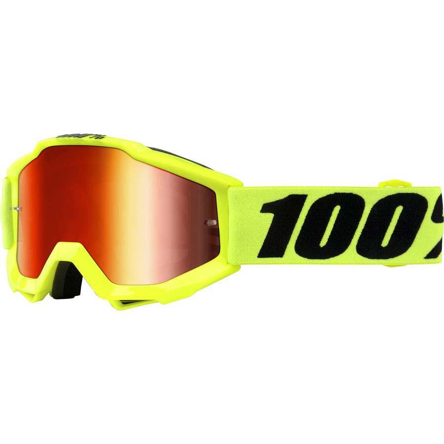 100% Accuri Youth googles mountain biking kids