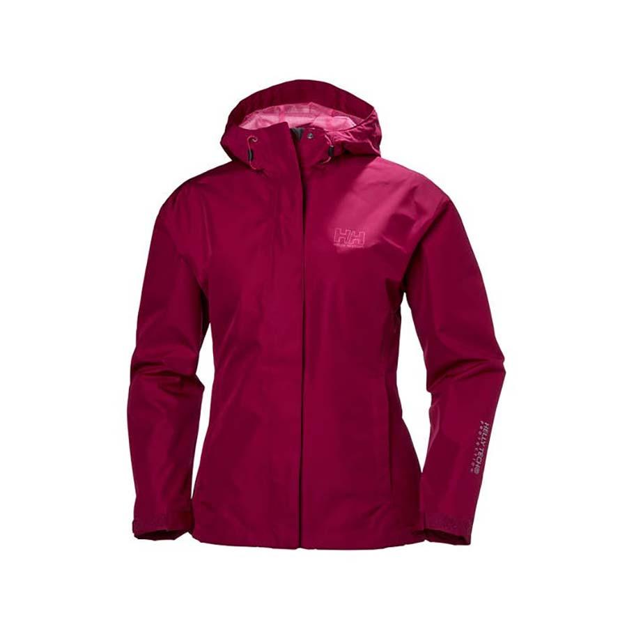 Helly Hansen W Seven J Jacket rain jack for mountain bike mom