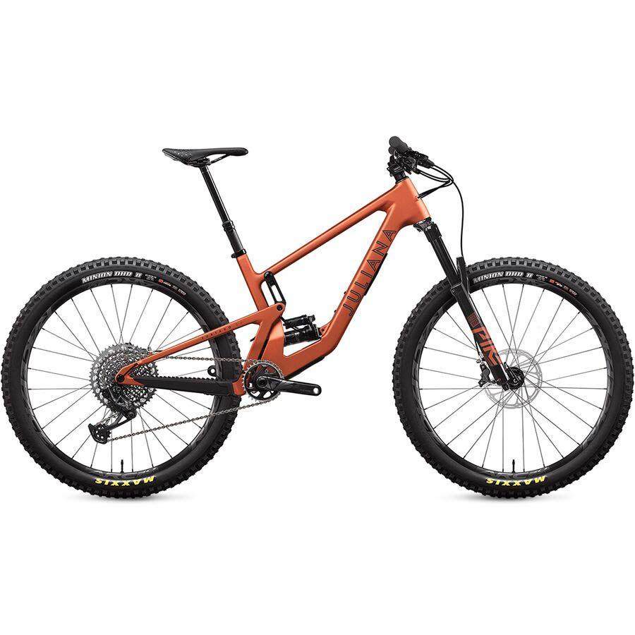 Juliana Furtado Carbon CC X01 Mountain Bike - Women's gift for mom