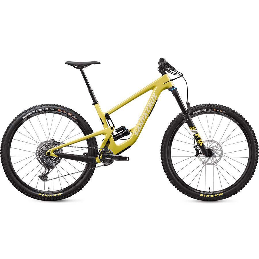 Santa Cruz Bicycles Megatower Carbon S Mountain Bike enduro gift