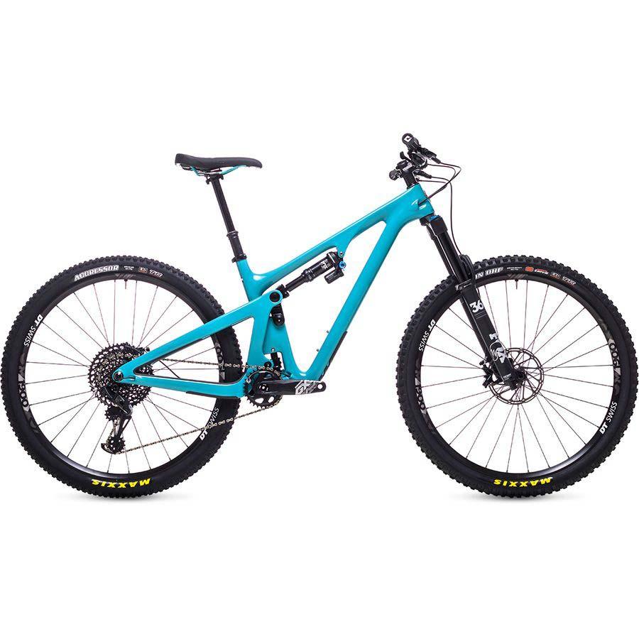 Yeti Cycles SB130 Carbon C1 GX Eagle Mountain Bike