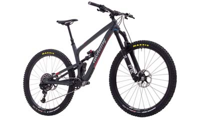 Alchemy Arktos 29er enduro bike for kids