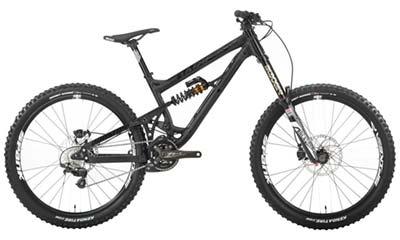 Banshee Darkside downhill bike