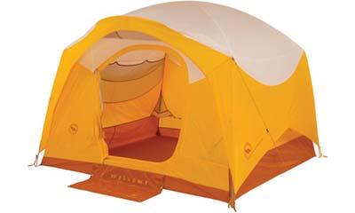 big agnes big 6 person tent MTB