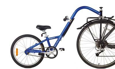 burley kazoo trailer bike family gift