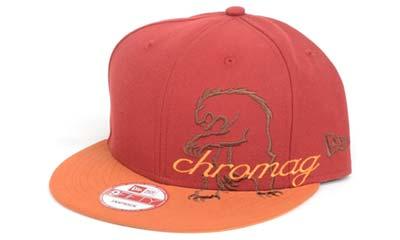 chromag bear snapback hat mountain bike kid gift