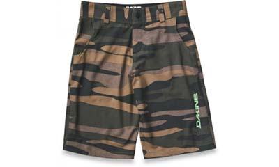 dakine mountain bike kids shorts gift