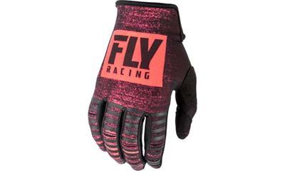 fly racing kinetic noiz glove MTB kids