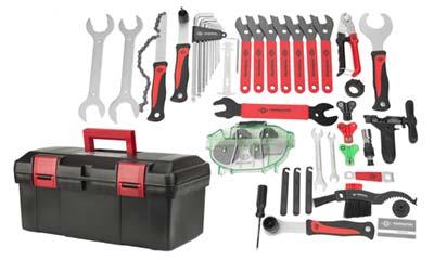 Foundation 748 bike tool kit