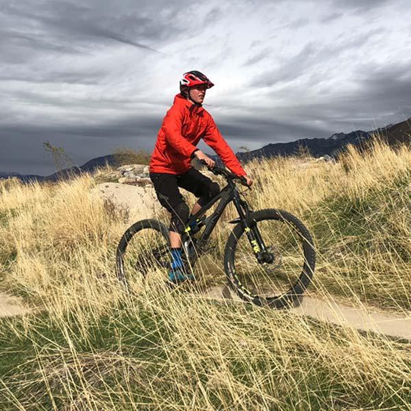 Holiday gifts for mountain biking teens