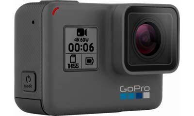 GoPro Hero6 black 4k for MTB teen