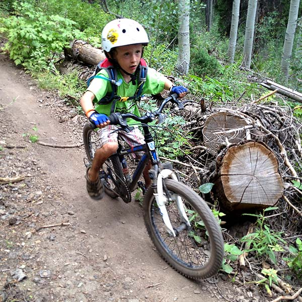 Holiday gifts for mountain biking kids ages 3 - 5