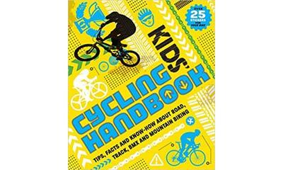 kids mountain biking book gift