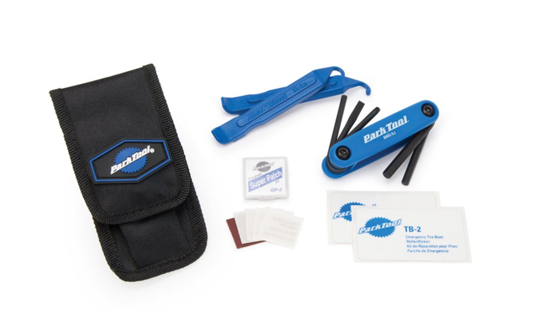 A Park Tool Kit is a great stocking stuffer or gift for mountain bikers