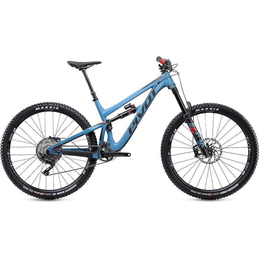 Pivot Firebird Carbon 29 Race XT Mountain Bike mom gift