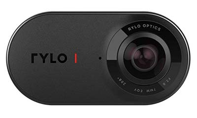 One of the best gifts for a mountain biker is the Rylo 360 action camera