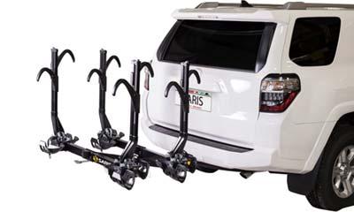 saris 4 mountain bike hitch rack