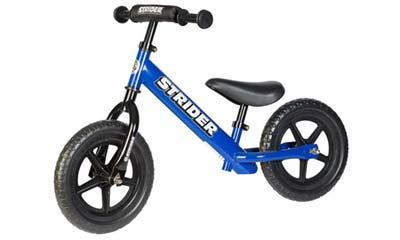 strider balance bike kids holiday 3-5