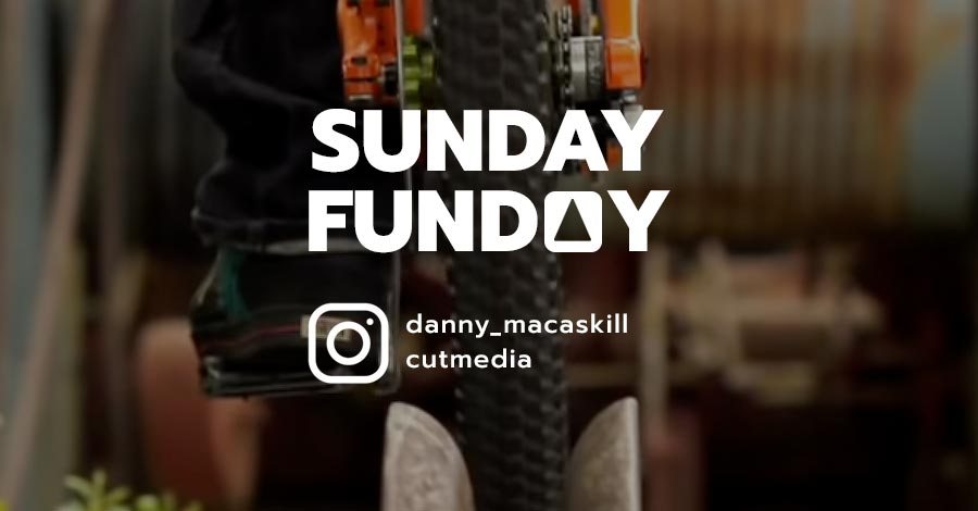 Sunday Funday with Danny Macaskill and Cut Media