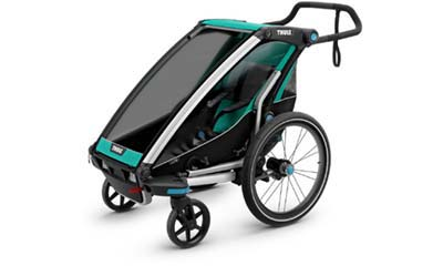 thule chariot lite mountain bike trailer