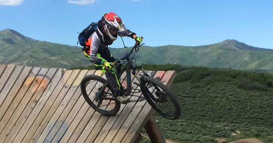 Trailside Bike Park - Park City, Utah