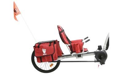 weehoo igo kid bike trailer