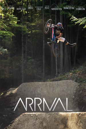 Arrival, MTB movie by The Coastal Crew