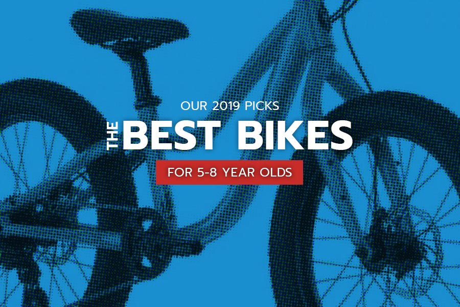 The best mountain bikes for kids 5-8 years old