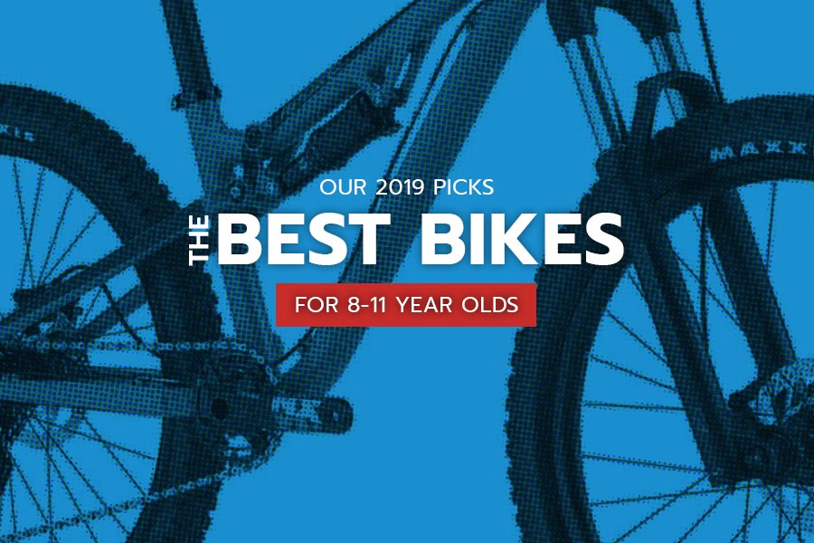 Best mountain bikes for 8-11 year olds