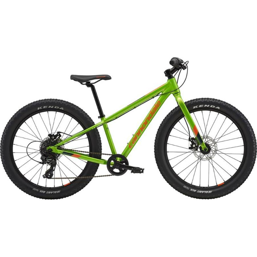 Best bikes for 8-11 year olds - Cannondale Cujo 24
