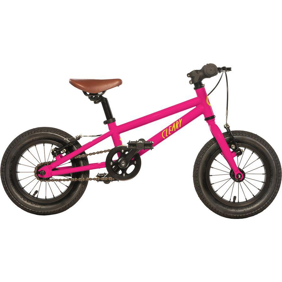 Cleary Gecko 12 pedal bike - hot pink