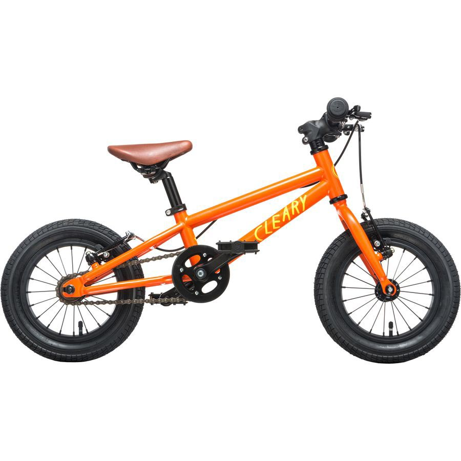 Cleary Gecko 12 pedal bike - orange